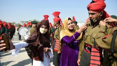 Photo of Passing out Parade in Srinagar