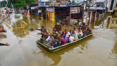 Photo of Heavy rains in Telangana