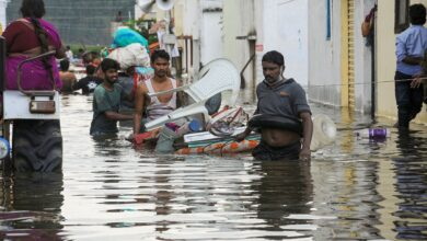 Photo of Tamil Nadu govt announces Rs 10 crore aid to flood-hit Telangana