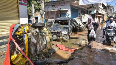 Photo of Rain havoc leaves a trail of destruction in Hyderabad, claims 50 lives