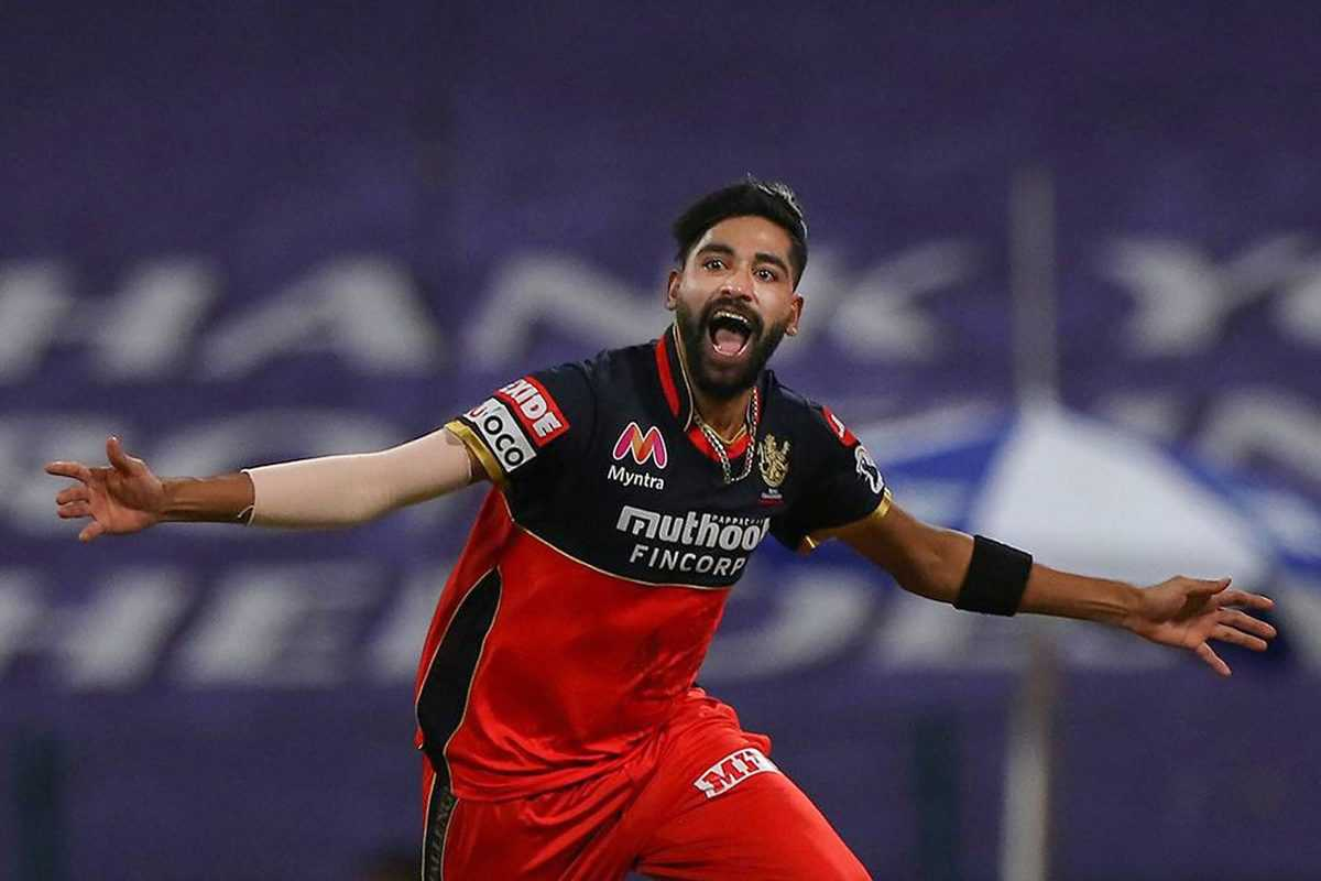 My dream is to be the highest wicket-taker for India: RCB's Mohammed Siraj