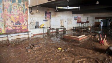 Photo of Flood in Bengaluru