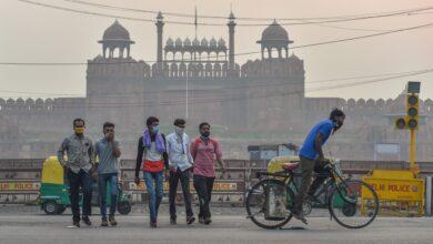 Photo of Delhi's coldest October since 1962