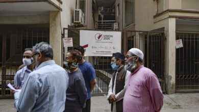 Photo of NIA raid in Delhi