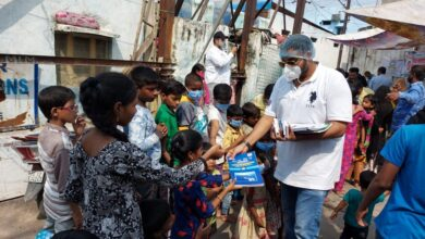 Photo of NGO holds free medical camp for Hyderabad flood victims