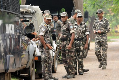 3 cops hurt as Maoists trigger IED blast in Jharkhand