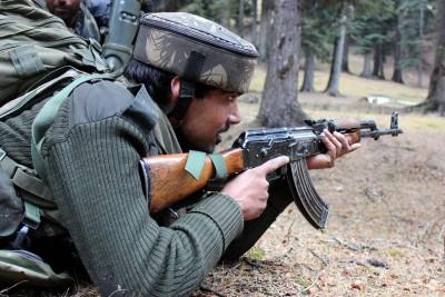 3 militants killed in Kashmir encounter (Ld)