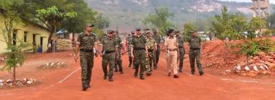 3 women among 5 Maoists killed in Gadchiroli jungle shootout