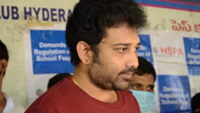 Photo of Actor Siva Balaji files case against excessive fee charged by private school