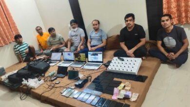 Photo of 7 online cricket bookies arrested in Hyderabad
