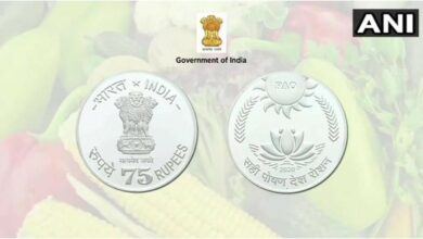 Photo of PM Narendra Modi releases Rs 75 coin to mark FAO's 75th anniversary