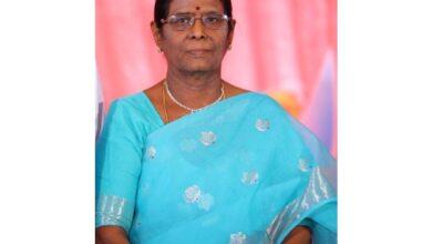 Photo of Nayani Narasimha Reddy's wife Ahalya passes away in Hyderabad