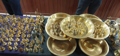 8 nabbed for stealing brass items worth Rs 1L from Vizag temple