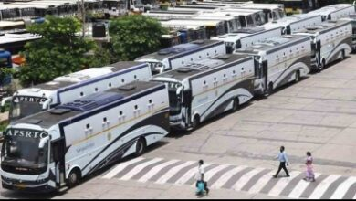 Photo of AP arranges buses at Telangana border to facilitate festival travel