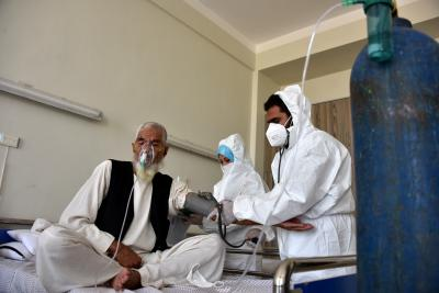 Afghan govt under scrutiny for alleged misuse of Covid-19 funds