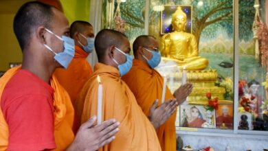 Photo of After 236 embrace Buddhism, police lodges FIR for promoting enmity
