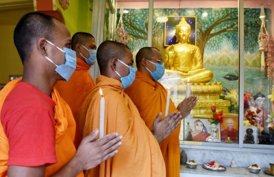 After 236 embrace Buddhism, police lodges FIR for promoting enmity