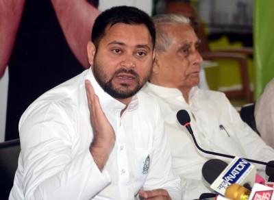 Ahead of Modi's Bihar rallies, Tejashwi asks 11 questions