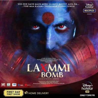 Akshay Kumar-starrer Laxmmi Bomb renamed Laxmi