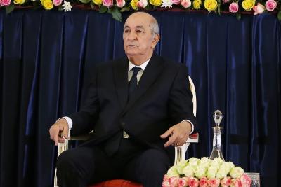 Algerian Prez transferred to Germany for medical checks
