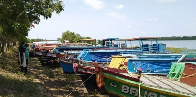 Andhra to invite 4 fishing harbour tenders