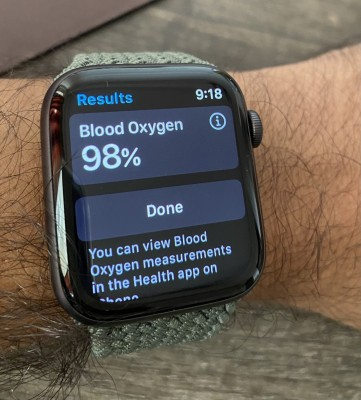 Apple Watch Series 6: Redefines health with blood oxygen sensor