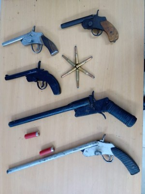 Arms supply racket from Aligarh to Delhi-NCR busted