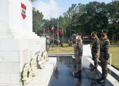 Army celebrates Cho La Day to commemorate 1967 action against PLA