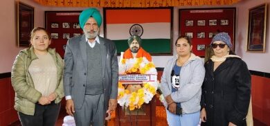 Photo of Arunachal erects war memorial for martyr of 1962 India-China war