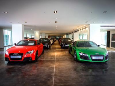 Audi India launches SUV Audi Q2