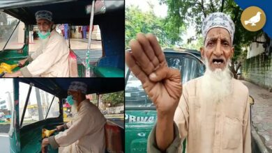 Photo of Hyderabad: Auto chacha's auto doubles up as free ambulance