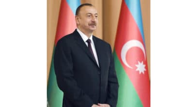 Photo of Azerbaijan president criticizes mediators; fighting rages on
