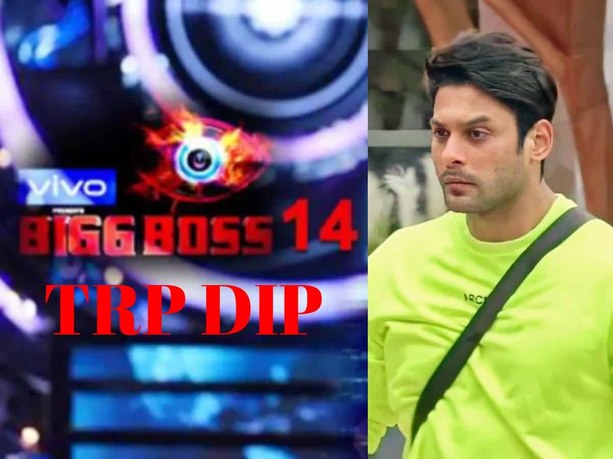 Sidharth Shukla's presence was a boon to Bigg Boss 14 TRP