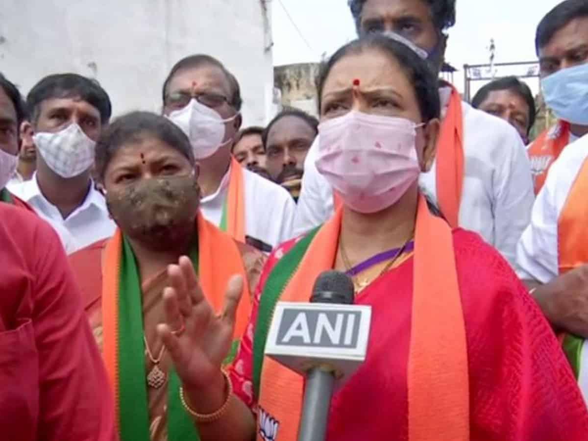 BJP demands KTR's resignation alleging he failed to fulfil duties during floods