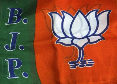 BJP candidate files nomination for Telangana Assembly bypoll