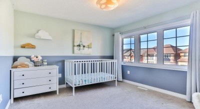 Baby on the horizon? You might need changes to your interior space