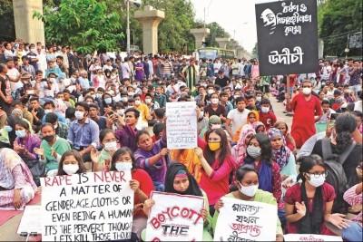 B'desh Prez signs capital punishment ordinance for rape cases