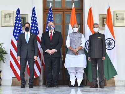 Beca to give India access to US geo-spatial data