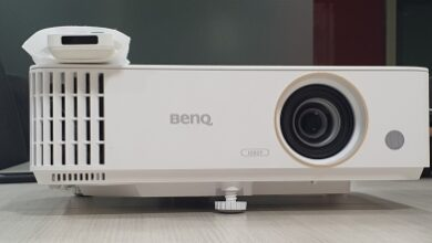 Photo of BenQ TH585 home projector: Still watching IPL on TV?