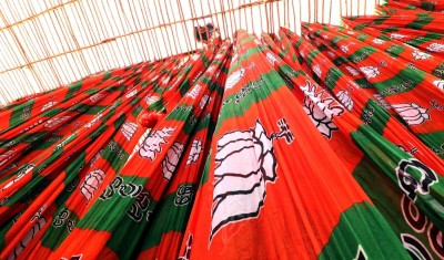 Bengal BJP leads protest march to Nabanno