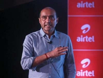 Bharti Airtel's Q2 net loss narrows on robust revenue growth