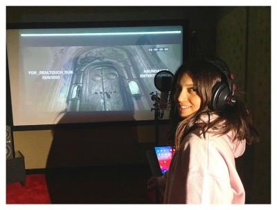 Bhumi completes dubbing for horror flick 'Durgavati'