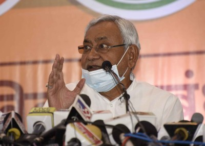 Bihar CM facing criticism for poll ticket to shelter home case accused