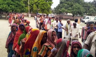 Bihar Phase I: Voting underway for 71 seats