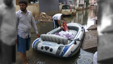 Photo of Why residents of this Hyderabad colony procuring boats