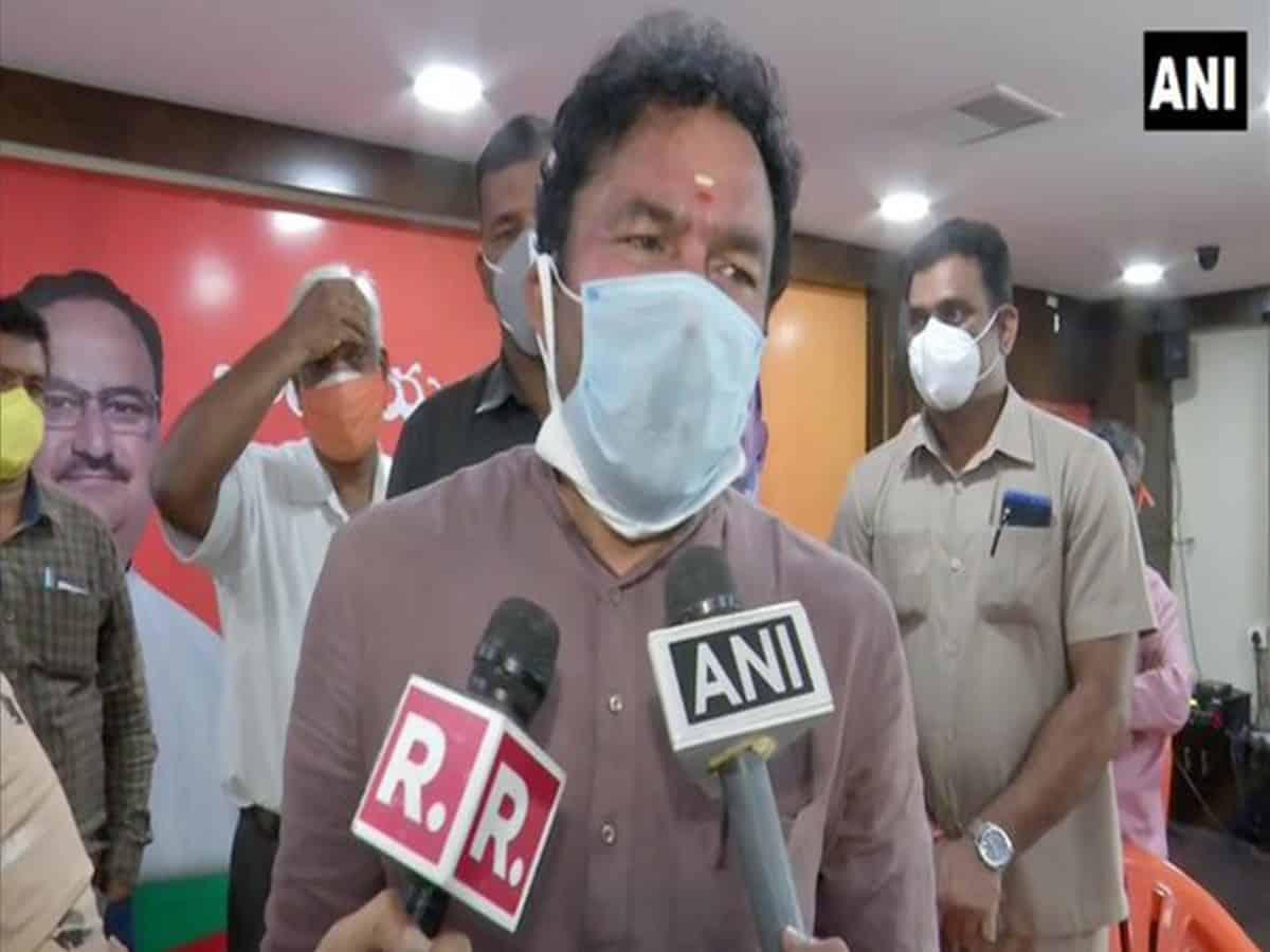 Rahul can scarp farm laws in next life: Union minister G Kishan Reddy