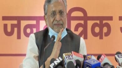 Photo of Bihar Deputy Chief Minister Sushil Kumar Modi test COVID-19 positive