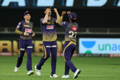 Can't fault any of my bowlers, says KKR captain Morgan