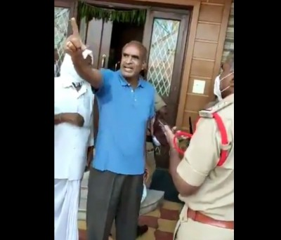 Cash seized from BJP candidate's kin in Telangana snatched by supporters