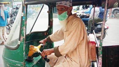 Photo of Hyderabad: Free ambulance service of Haneef Chacha